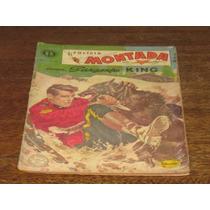 Policia Montada Ano 1 Nº 10 Outubro/1954 Ed Orbis Original