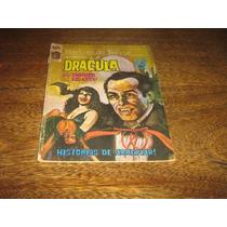Mestres Do Terror Nº 13 Com Drácula Editora Darte Original