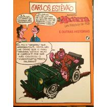 Revista Rara Macarra Um Playboy Na Feb Carlos Estevao Record