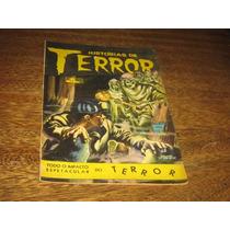 Histórias De Terror Nº 11 Julh/1973 Editora Trieste Original