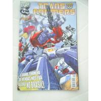 Transformers Nº 1 - Editora Panini - 2003