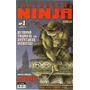 Tartarugas Ninja Nº 1 - Panini (novo)