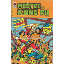 Mestre Do Kung Fu Nº 3 - Abril De 1975 - Ed. Bloch - Raro