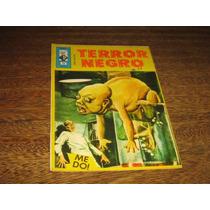 Terror Negro Nº 13 Julho/1969 Editora Trieste Original
