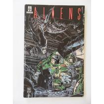 Aliens Nº 1! Da Mini Série De 3! Editora Abril 1990!