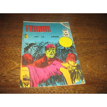 Terror Especial Nº 18 Ano:1973 Editora Edrel Original