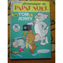 Almanaque Papai Noel-tom E Jerry De 1961-ed. Ebal-leia