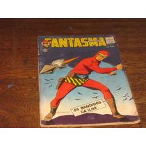 Fantasma Magazine Nº 81 Setembro De 1963 Rge Original