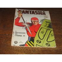 Fantasma Magazine Nº 87 Março De 1964 Rge Original
