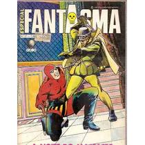 Fantasma Especial - Nº 27 - Ano 1988 - Ed.globo