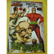 Gibi Mensal 134 Ano 1952 Fantasma Edição Extra Rio Gráfica