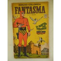 Fantasma Magazine Nº 153! Rge Jun 1969! Em Cores!