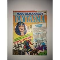 Novo Almanaque Fantasma Nº27 - Ed Rge 1985