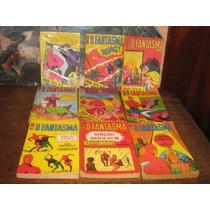 Fantasma Edição Extra Nºs 1 Ao 9 Ano: 1971 Ed Saber Completa