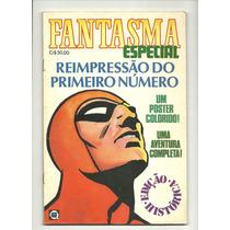 Revista - Fantasma Especial - Reimpressão Do Nº 1