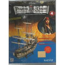 Coleção Piratas Do Caribe - Salvat - 20.00 Cada Volume