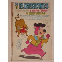 Gibi Os Flinstones E Outros Bichos Nº 10 - Ed. Abril - 1973