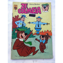 Zé Colmeia Nº 6: O Xerife Farofeiro - Ed. Abril - 1981