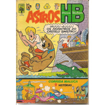 Astros Hb Nº 15 - Ano 1982 - Ed. Abril - Hanna Barbera