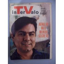 Revista Intervalo - N248 -1967 Agnaldo Rayol,roberto Carlos
