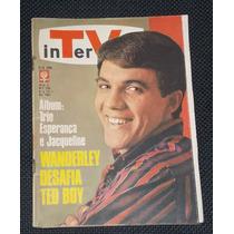 Tv Intervalo Nº 209 - 1967 - Paulo Goulat / Roberto Carlos