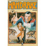 Revista Mandrake Nº 17 - Janeiro De 1991 - Ótimo Estado !!!
