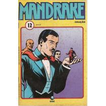 Revista Mandrake Nº 12 - Setembro De 1990 - Ótimo Estado