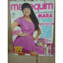 Mara Maravilha Revista Manequim N 10 De 1980
