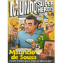 Revista Mundo Dos Super-herois #27 - Europa - Bonellihq