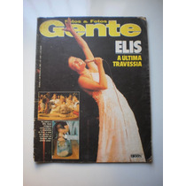 Revista Fatos E Fotos - A Despedida De Elis N1067