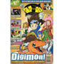 Revistinha Comix Book Shop Digimon Nº 24 (40821-cx04)