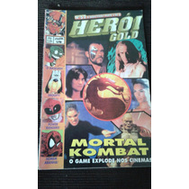 Heroi Gold 52 Sampa Acme Mortal Kombat Power Rangers Homem
