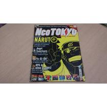 Revista Neo Tokyo Nº03 Naruto, Cavaleiros Do Zodíaco, Yugioh