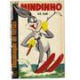 Almanaque Mindinho No 49 Julho De 1958 - Ebal Perna Longa