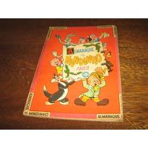 Almanaque De Mindinho Pernalonga Ano:1953 Ed.ebal C/100 Págs
