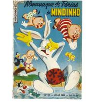 Almanaque Mindinho No 67 Julho De 1959 - Ebal Perna Longa