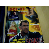 Revista Sci.fi News Nº59 Smallville Enterprise Roswell