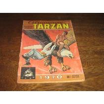 Almanaque Tarzan 1970 Editora Ebal Com 100 Págs Original