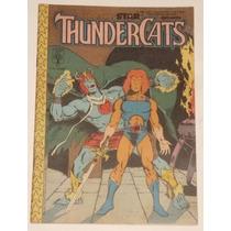 Quadrinhos Star Thundercats Nº 27 - Ed. Abril - 1988