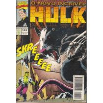 O Novo Incrível Hulk Nº 142 - Namor; Tcha Humana E