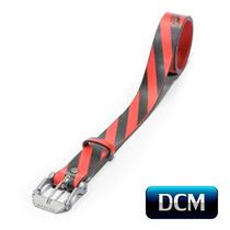 Cinto Oakley Original Serpentine Red Line Tam M - Dcm Import