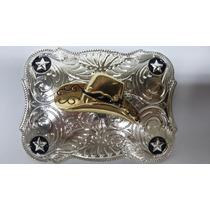 Linda Fivela Country Cowboy Grande Chapéu
