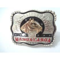 Fivela Country Western Peão Cowboy Boiadeiro Mangalarga