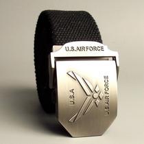 Cinto Militar U.s.a Air Force - Importado - Envio Imediato