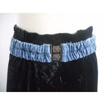 Cinto Feminino Jeans Com Elastico Bom Estado