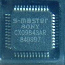 Ci Smd Cxd9843ar - Cxd9843ar - Novos Originais