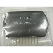 Stk465 Stk 465 Ci Amplificador Original Stereo Sanyo