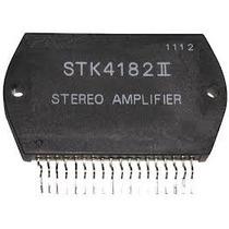 Stk 4182 Ii = Stk 4182 - Stk4182 Ii- Qualidade Chip