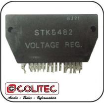 Circuito Integrado Stk 5482 Regulador De Voltage Frete Brind
