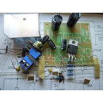 Kit Para Montar Amplificador Com Tda2030 14 Watts - Mono